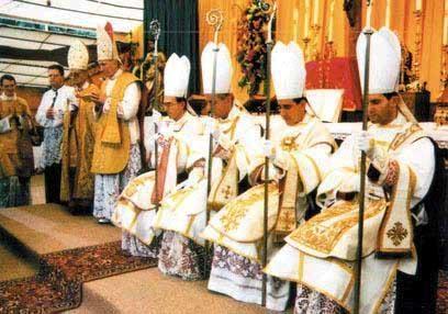 Святейший Престол и Братство Св. Пия Х